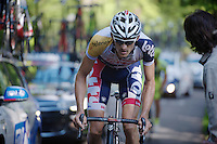 2013 Giro d'Italia.stage 10..Francis De Greef (BEL)