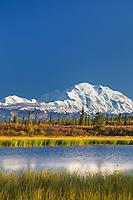 Mt. Denali, Denali National Park, Interior, Alaska