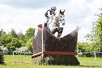 NZL-Caroline Powell (SINATRA FRANK BABY) INTERMEDIATE SECTION O: 2016 GBR-Rockingham International Horse Trial (Sunday 22 May) CREDIT: Libby Law COPYRIGHT: LIBBY LAW PHOTOGRAPHY