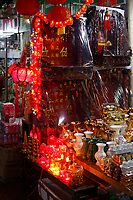 Chinese new year of the Ox, February 2021,<br />  Phsar Leu Thom Tmey Market , Siem Reap, Cambodia