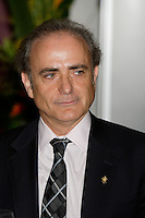 Montreal (QC) CANADA,  march 15 2010 - Calin Rovinescu, President and Chief Executive Officer of Air Canada, at the Canadian Club of Montreal's podium.