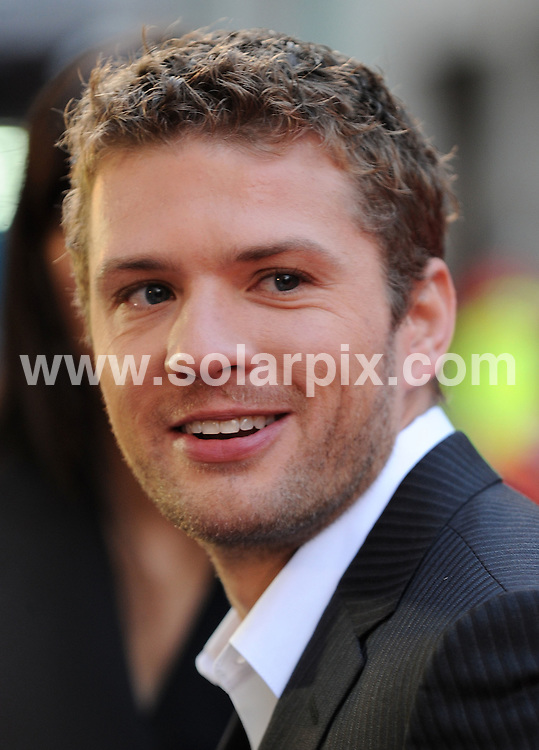 **ALL ROUND PICTURES FROM SOLARPIX.COM**.**WORLDWIDE SYNDICATION RIGHTS**.Celebrities arrive for the premiere of Franklyn, part of the BFI 52nd London Film Festival, London, UK. 16th October 2008..This pic: Ryan Phillipe..JOB REF: 7624 SSD   DATE: 16_10_2008.**MUST CREDIT SOLARPIX.COM OR DOUBLE FEE WILL BE CHARGED* *UNDER NO CIRCUMSTANCES IS THIS IMAGE TO BE REPRODUCED FOR ANY ONLINE EDITION WITHOUT PRIOR PERMISSION*