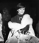 CLAUDIA CARDINALE<br /> TEATRO ELISEO ROMA 1972