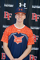 Matthew Snyder during the Under Armour All-America Tournament powered by Baseball Factory on January 17, 2020 at Sloan Park in Mesa, Arizona.  (Mike Janes/Four Seam Images)