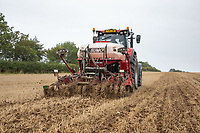Late drilling OSR with Sumo DTS3 - Lincolnshire, September