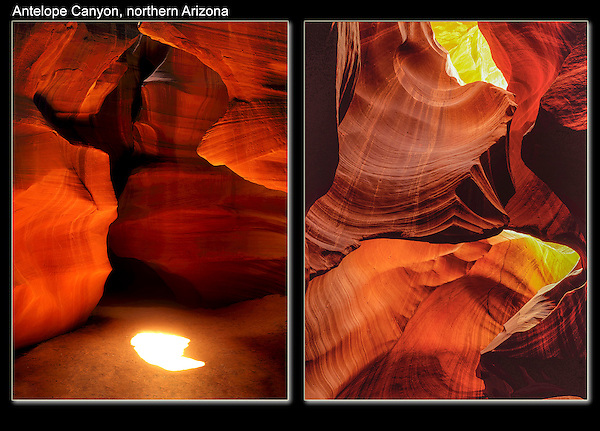 I was taken by surprise by this explosion of light. I'd never seen anything like it. Antelope Canyon, Arizona. .  John offers private photo tours in Arizona and and Colorado. Year-round.