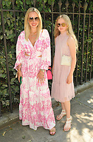 """Naomi Isted and her daughter at the """"Spirit Untamed"""" special screening, Curzon Bloomsbury, Brunswick Centre, Brunswick Square, on Sunday 18 July 2021, in London, England, UK. <br /> CAP/CAN<br /> ©CAN/Capital Pictures"""