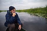 Der Fluss Narew in Polen / The river Narew in Poland