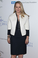 BEVERLY HILLS, CA, USA - APRIL 25: Jennifer Salke at the Jonsson Cancer Center Foundation's 19th Annual 'Taste For A Cure' held at Regent Beverly Wilshire Hotel on April 25, 2014 in Beverly Hills, California, United States. (Photo by Xavier Collin/Celebrity Monitor)