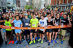 Start - Bloomberg Square Mile Relay New York 2018