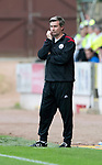 St Johnstone v Brechin….24.07.19      McDiarmid Park     Betfred Cup       <br />Brechin boss Barry Smith<br />Picture by Graeme Hart. <br />Copyright Perthshire Picture Agency<br />Tel: 01738 623350  Mobile: 07990 594431