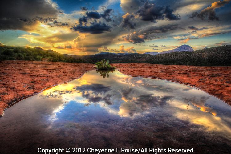 Magical pools - Sedona Arizona