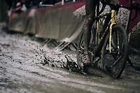 mud-splashin'<br /> <br /> Elite Men's Race<br /> GP Sven Nys / Belgium 2018