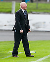 Dundee manager John Brown.