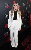 "LOS ANGELES - OCTOBER 26: Lily Rabe attends the red carpet event to celebrate 100 episodes of FX's ""American Horror Story"" at Hollywood Forever Cemetery on October 26, 2019 in Los Angeles, California. (Photo by John Salangsang/FX/PictureGroup)"