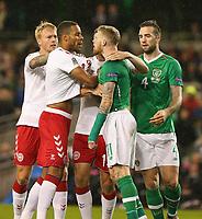 Rep of Ireland vs Denmark UEFA Nations League