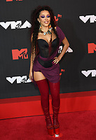 NEW YORK, NY- SEPTEMBER 12: Doja Cat at the 2021 MTV Video Music Awards at Barclays Center on September 12, 2021 in Brooklyn,  New York City. <br /> CAP/MPI/JP<br /> ©JP/MPI/Capital Pictures