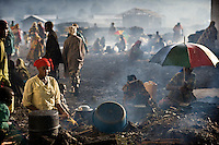 Refugees in Congo by Sven Torfinn