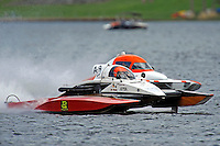 """Andrew Tate, A-25 """"Fat Chance"""" and Jared Knelleken, A-9(2.5 MOD class hydroplane(s)"""