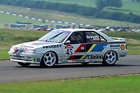 1992 British Touring Car Championship. #45 Robb Gravett (GBR). Peugeot Talbot Sport. Peugeot 405Mi16.