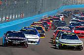 2017 NASCAR Xfinity Series<br /> DC Solar 200<br /> Phoenix International Raceway, Avondale, AZ USA<br /> Saturday 18 March 2017<br /> William Byron and Erik Jones, Reser's Main St Bistro Toyota Camry<br /> World Copyright: Russell LaBounty/LAT Images<br /> ref: Digital Image 17PHX1rl_3728