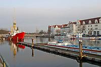Lubecca,Lübeck,Schleswig-Holstein, Germany