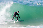 Dee Why beach and point Sun am 31 Aug 2014