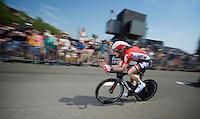 André Greipel (DEU/Lotto-Soudal)<br /> <br /> stage 1 prologue: Utrecht (13.8km)<br /> Tour de France 2015