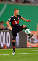 25.10.2017, Football DFB-Cup 2017, 2.Runde, RB Leipzig - FC Bayern Muenchen, in der Red Bull Arena Leipzig, Joshua Kimmich (FC Bayern Muenchen) *** Local Caption *** © pixathlon +++ tel. +49 - (040) - 22 63 02 60 - mail: info@pixathlon.de<br />