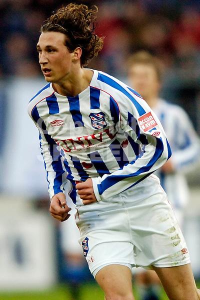 heerenveen - fc groningen eredivisie seizoen 2007-2008 09-12- 2007 geert arend roorda..  *** Local Caption ***