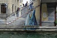 - Milano, naviglio Pavese<br /> <br /> - Milan, Naviglio Pavese canal