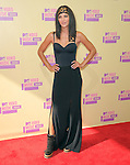 Jessica Szohr at The 2012 MTV Video Music Awards held at Staples Center in Los Angeles, California on September 06,2012                                                                   Copyright 2012  DVS / Hollywood Press Agency