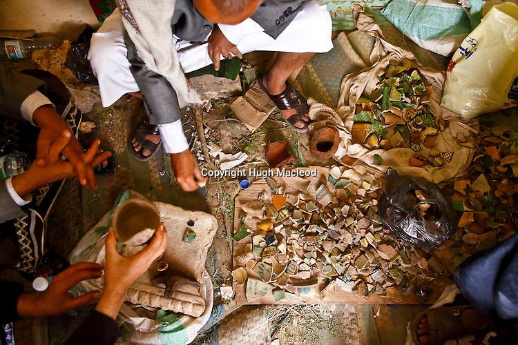 Saving Old Sanaa