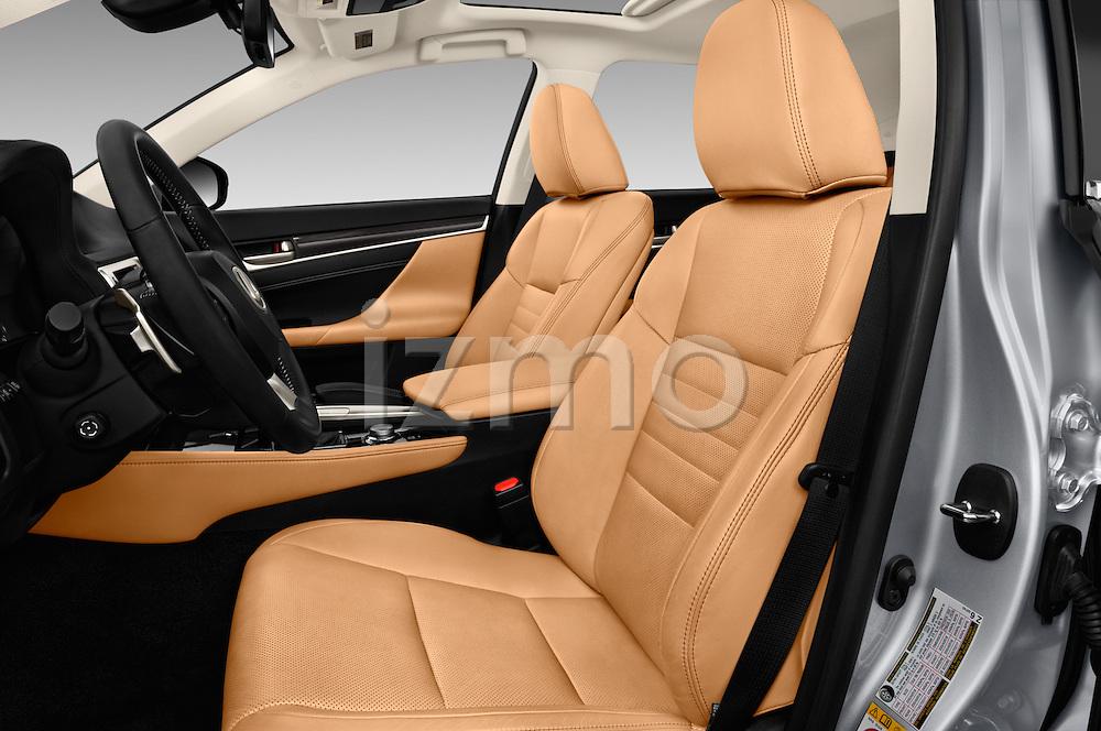 Front seat view of 2016 Lexus GS 200t 4 Door Sedan Front Seat  car photos