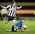 CALEY'S DAVID DAVIS STOPS ST MIRREN'S PAUL MCGOWAN..03/12/2011   Copyright  Pic : James Stewart.sct_jsp020_st_mirren_v_ict  .James Stewart Photography 19 Carronlea Drive, Falkirk. FK2 8DN      Vat Reg No. 607 6932 25.Telephone      : +44 (0)1324 570291 .Mobile              : +44 (0)7721 416997.E-mail  :  jim@jspa.co.uk.If you require further information then contact Jim Stewart on any of the numbers above.........