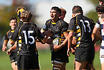 1st XV Rugby - St Paul's Collegiate v Palmerston North Boys High, 17 April 2021