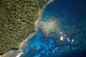 Récif de corail, presqu'île de Kwé Binyi, région de Goro, Sud de la Grande Terre