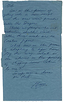 BNPS.co.uk (01202) 558833.<br /> Pic: Heritage Auctions/BNPS<br /> <br /> Revealed - Bruce Lee was chasing the dragon...<br /> <br /> PICTURED: Bruce Lee's Handwritten Letter Requesting Shipment of Cocaine<br /> <br /> Bombshell letters revealing martial arts star Bruce Lee's extensive secret drug use before his premature death have sold for £335,000 ($462,500) following a bidding war.<br /> <br /> The Enter the Dragon star wrote over 40 letters to fellow actor Robert Baker openly discussing his spiralling drug habit.<br /> <br /> While it was whispered in Hollywood that Lee partook in illicit substances in the early 1970s, these previously unseen letters not only confirm those rumours but reveal his dependence on cocaine and other hard drugs.<br /> <br /> The letters were bought by an anonymous collector in a US flea market, who is today celebrating after they doubled their pre-sale estimate with Heritage Auctions, of Dallas, Texas.