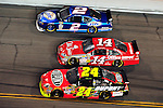 Feb 07, 2009; 8:49:49 PM;  Daytona Beach, FL. USA; NASCAR Sprint Cup Series race at the Daytona International Speedway for the  Budweiser Shootout.  Mandatory Credit: (thesportswire.net)