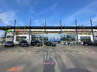 Schauinsland Arena Duisburg - 24.03.2021: Abschlusstraining der Deutschen Nationalmannschaft vor dem WM-Qualifikationsspiel gegen Island, Schauinsland Arena Duisburg