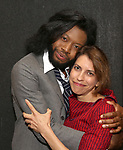 Jeremy O. Harris and Sarah Stern attends the Vineyard Theatre Paula Vogel Playwriting Award honoring Jeremy O. Harris on October 12, 2018 at the National Arts Club in New York City.