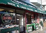 Green Apple Annex Books, Clement Street, San Francisco, California