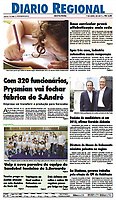 07.04.2017: Diário Regional - Decisão de candidatura só em 2018, afirma Geraldo Alckmin. (Foto: Fábio Vieira/FotoRua)