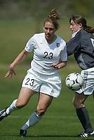 Lauren Cheney, U-17 US WNT, March 12, 2004