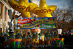 89th Macy's Thanksgiving Annual Day Parade in New York