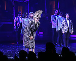 """Jill Abramovitz during the Broadway Opening Night Performance Curtain Call for """"Beetlejuice"""" at The Winter Garden on April 25, 2019 in New York City."""