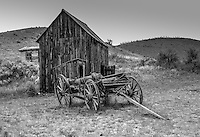 Bannack State Park in Montana. One of the best maintained ghost towns in the West