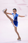 So Eun Choi of Korea competes in Advanced Novice Girls group during the Asian Open Figure Skating Trophy 2017 on August 03, 2017 in Hong Kong, China. Photo by Marcio Rodrigo Machado / Power Sport Images
