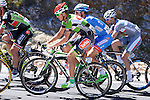 Muhammet Atalay (TUR) Torku Sekerspor team during Stage 5 of the 2015 Presidential Tour of Turkey running 159.9km from Mugla to Pamukkale. 30th April 2015.<br /> Photo: Tour of Turkey/Mario Stiehl/www.newsfile.ie