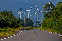 Usina Eólica de Osório. Rio Grande do Sul. 2008. Foto de Juca Martins.